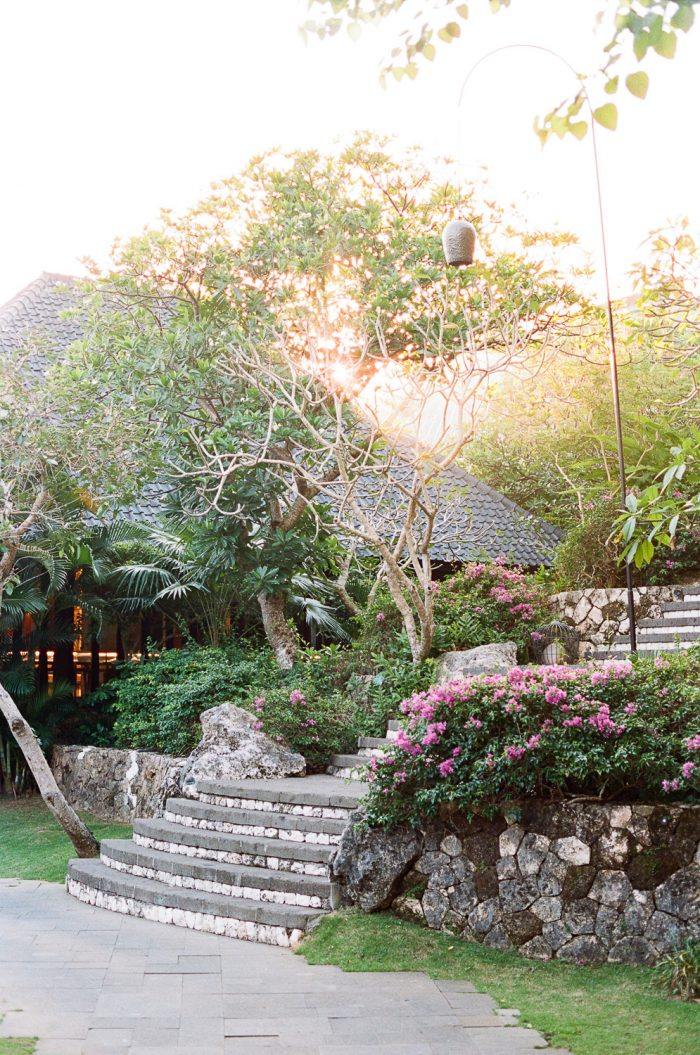 Bulgari Bali Destination Wedding Venue