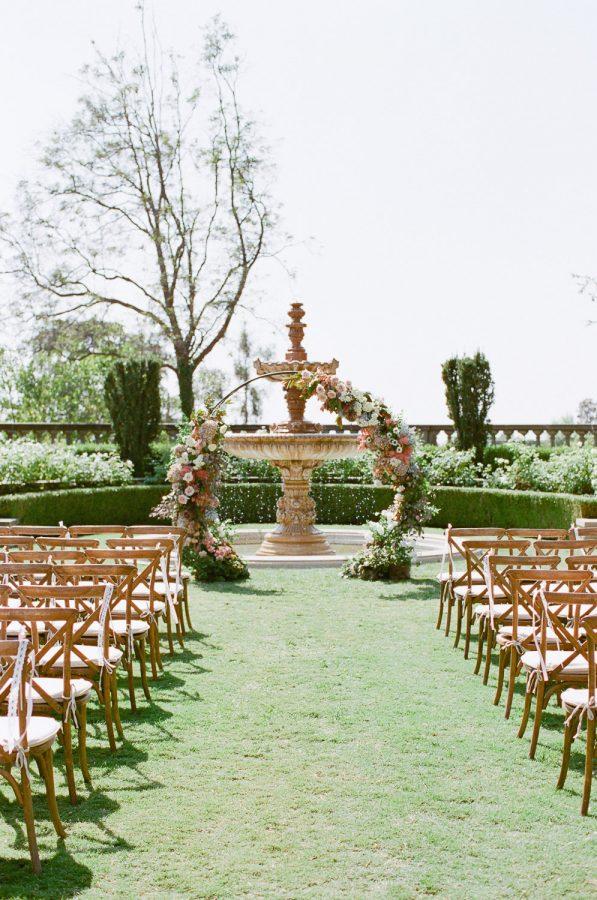 greystone mansion beverly hills wedding