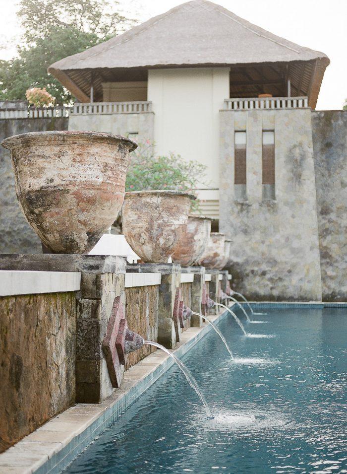 Aman Bali Pool Resort Photography