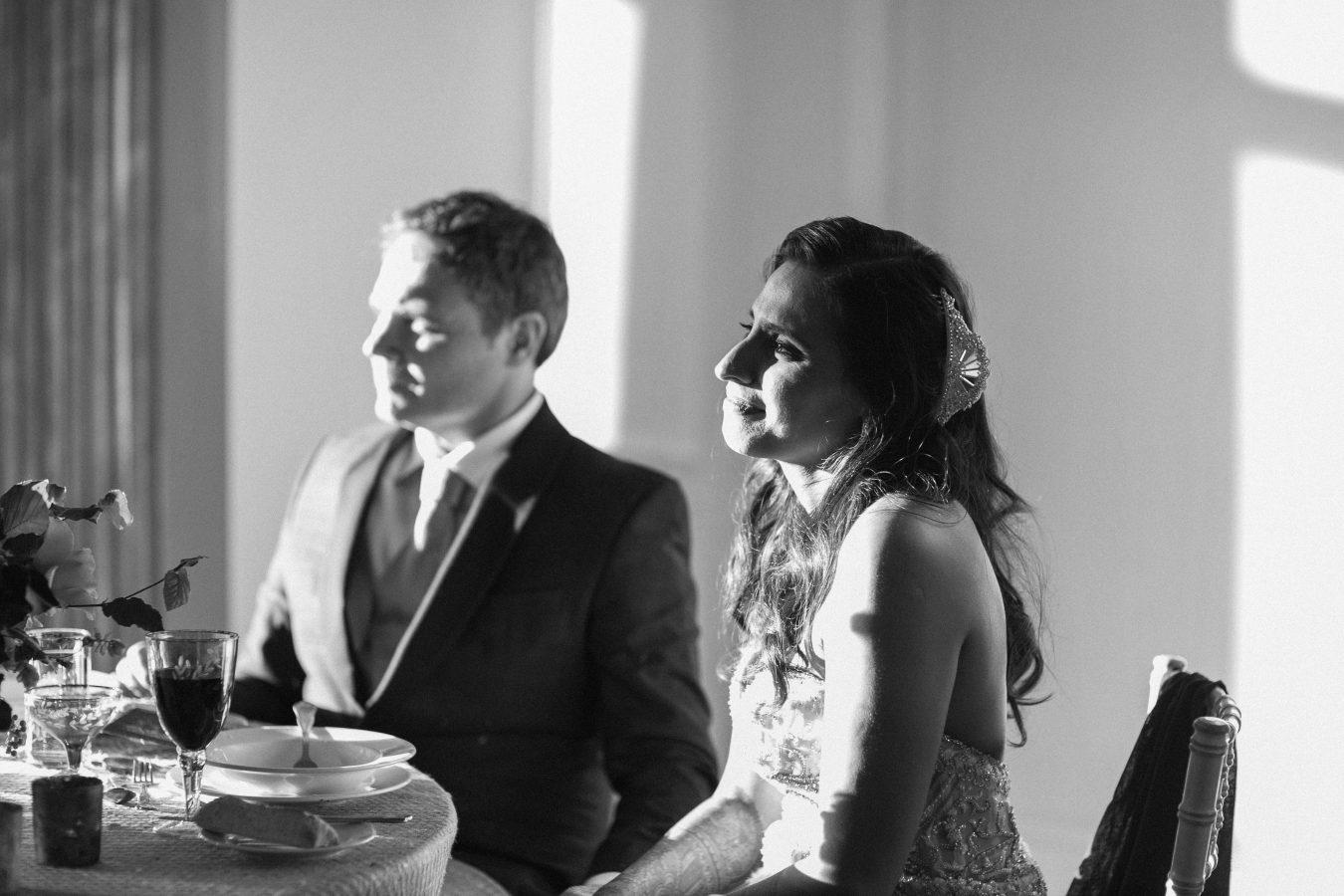 Powerscourt Gardens Wedding Reception