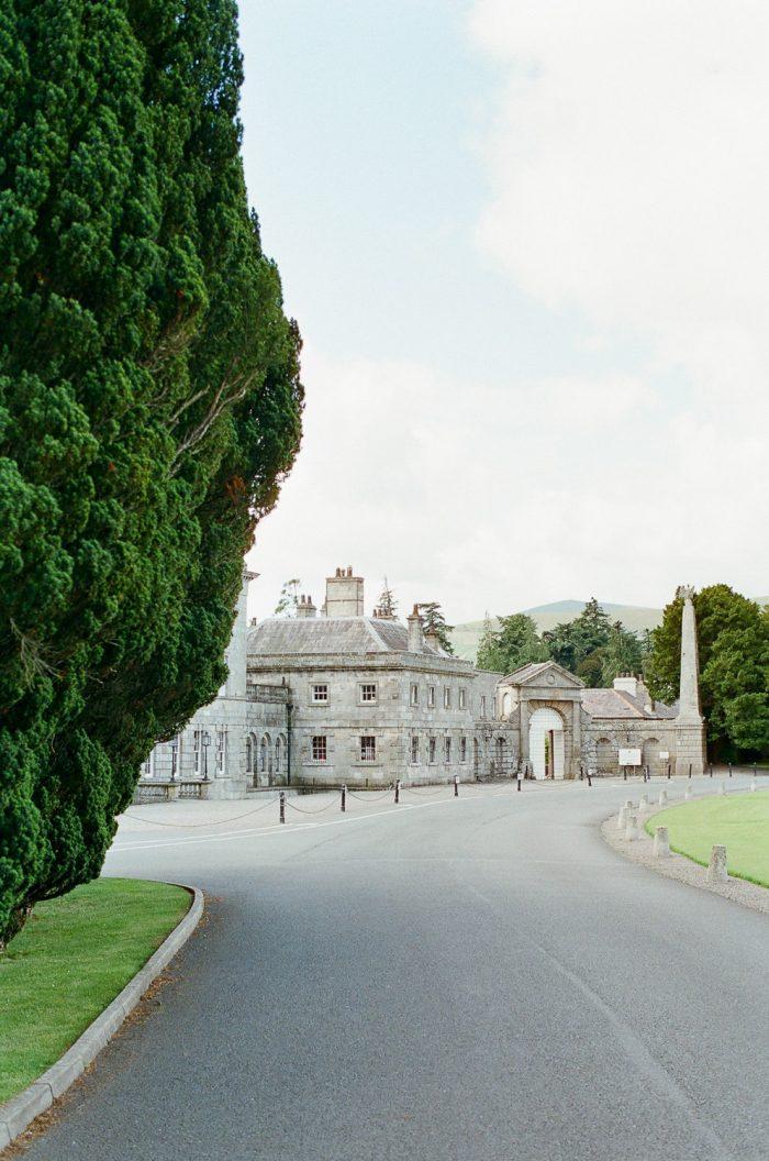 Powerscourt Hotel Wedding Ireland