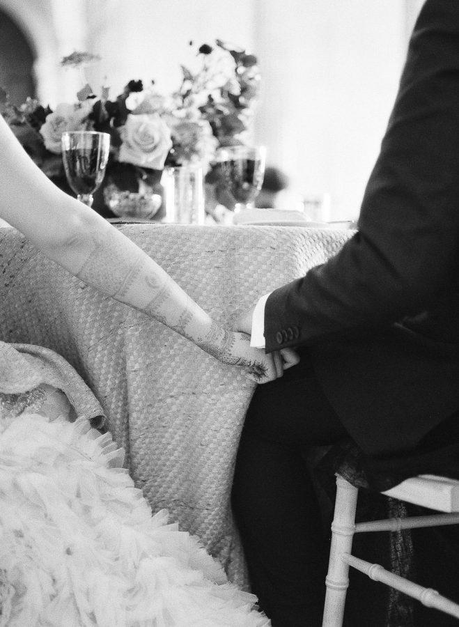 Powerscourt Estate Wedding Reception