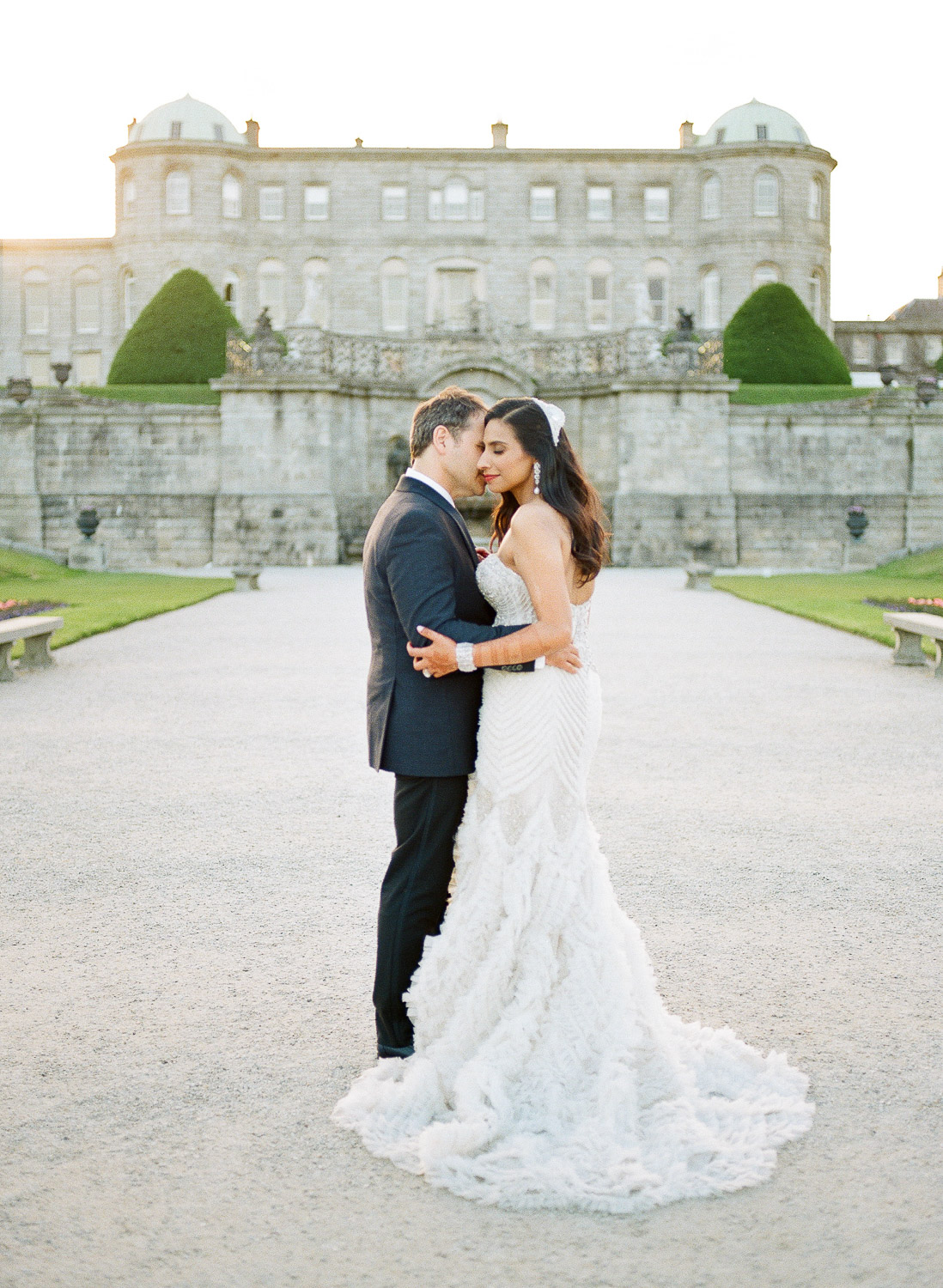 Powerscourt Hotel Wedding Ireland