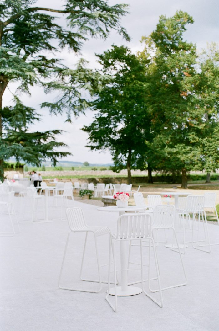 Wedding Decoration of Tables