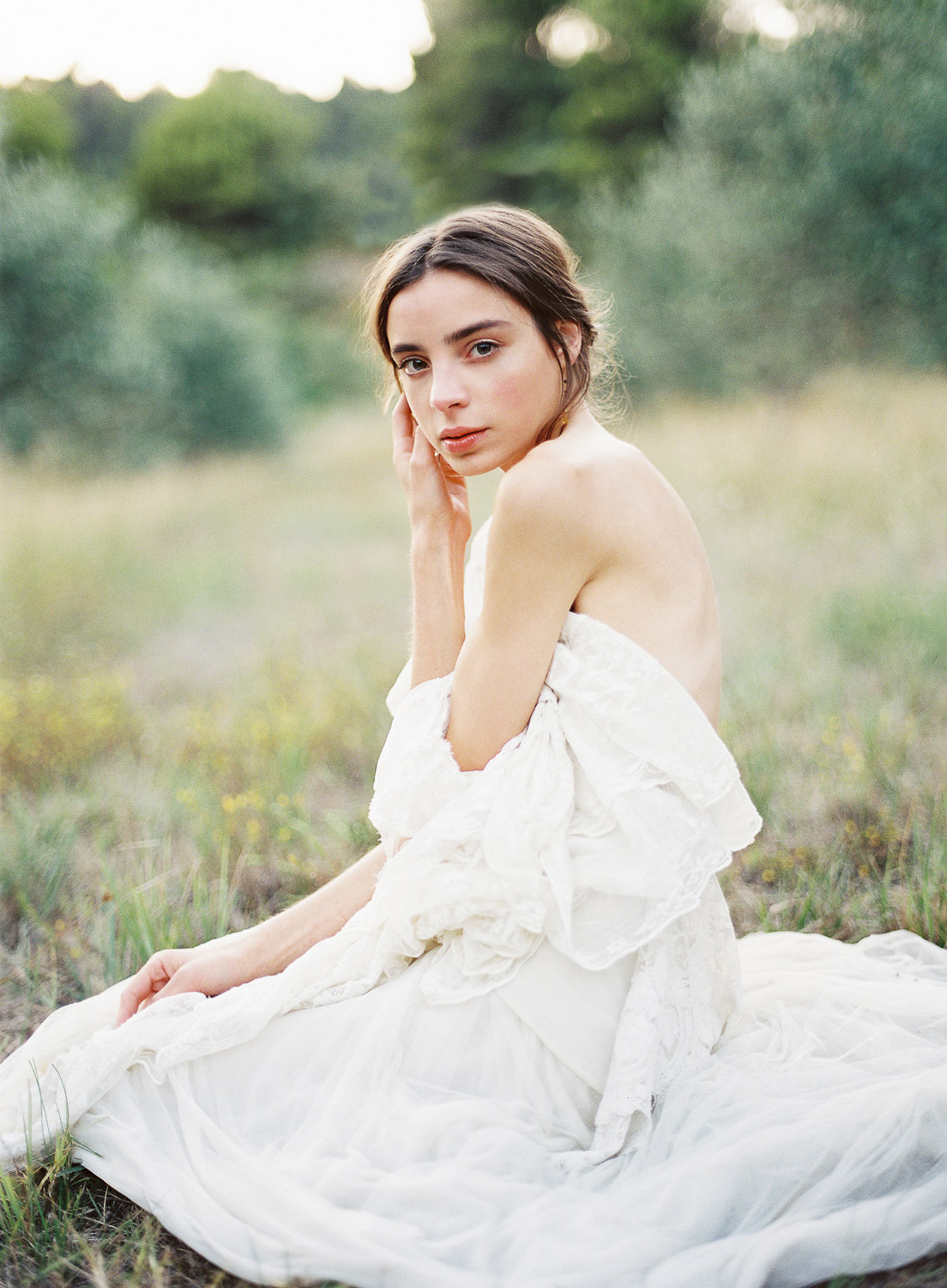 Pearl and Godiva Wedding Inspiration