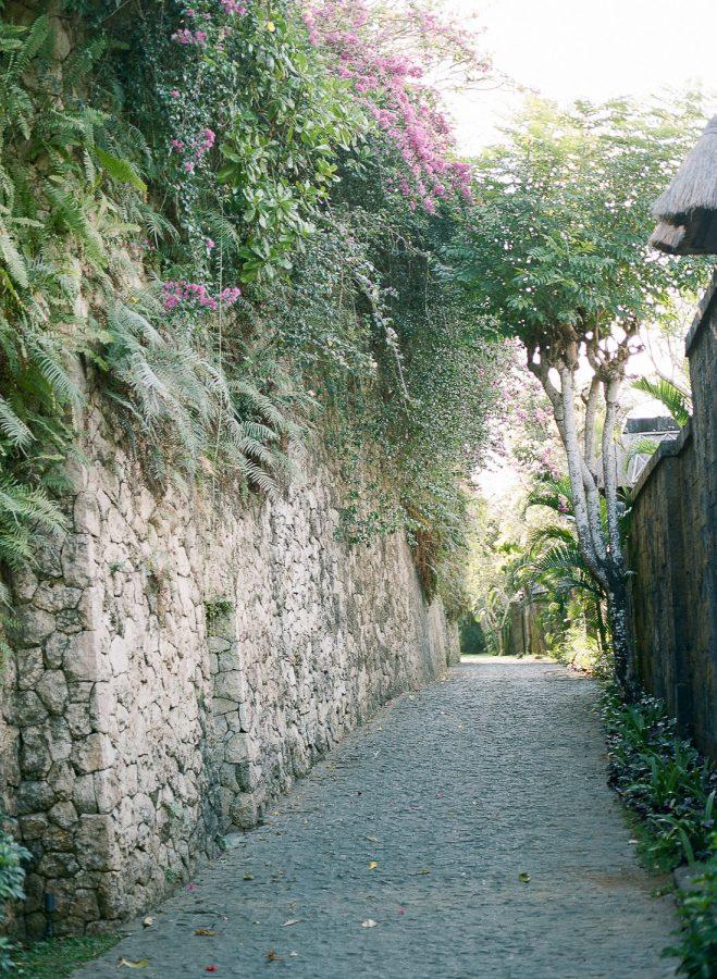 Bulgari Bali Wedding Venue garden