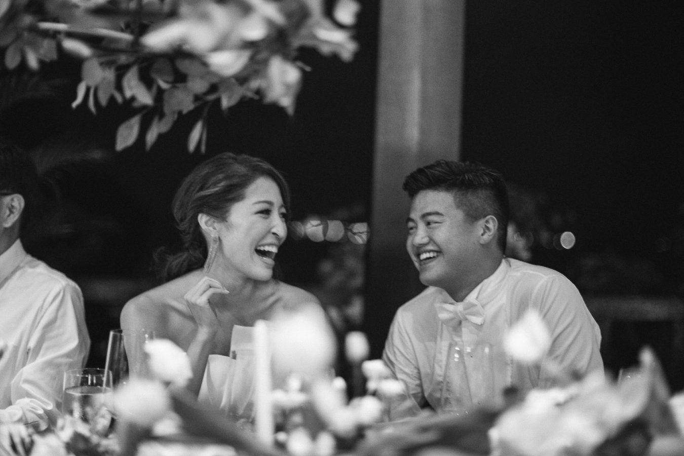 Bulgari Bali Destination Wedding Reception speeches