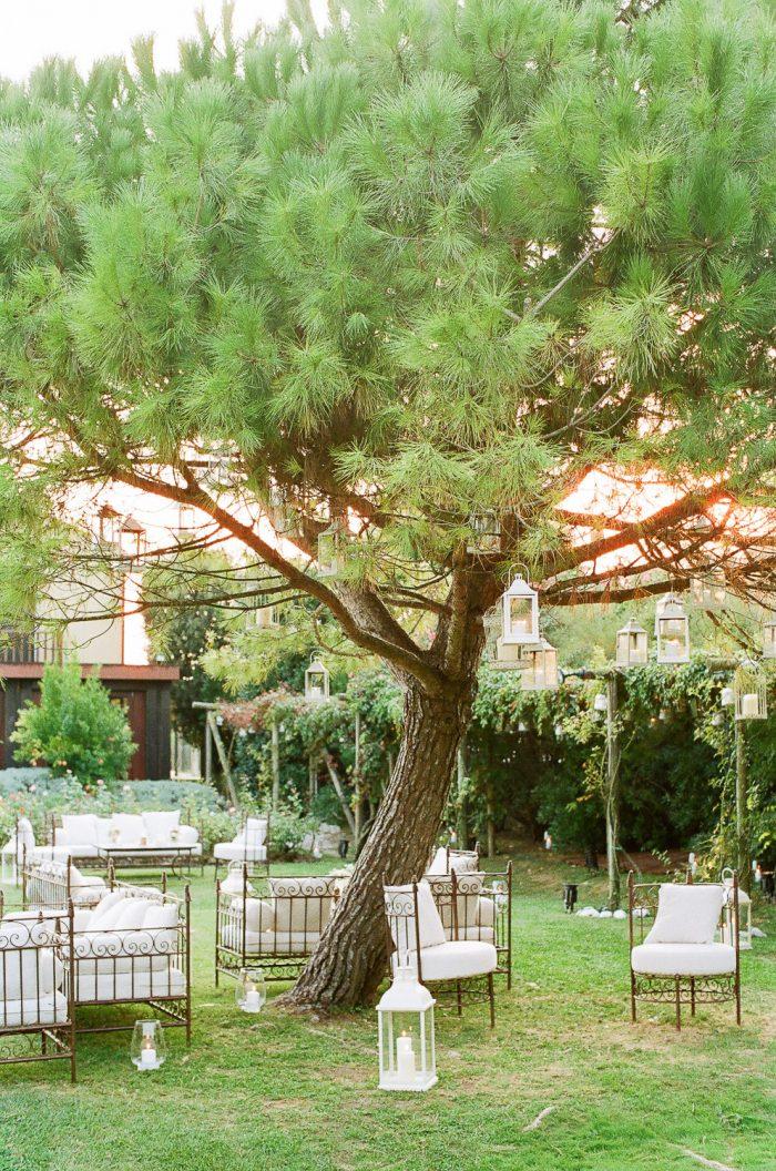 Locanda Cipriani  Garden Wedding
