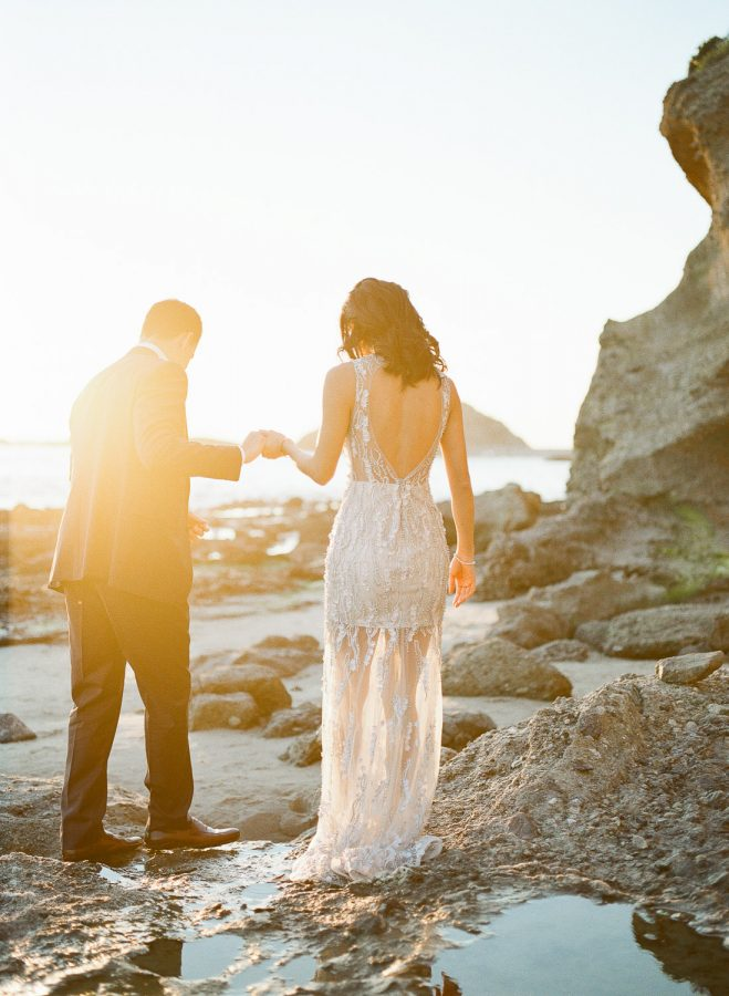 laguna beach treasure island pre wedding photography