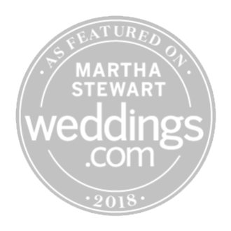 Martha Stewart - Weddings.com Badge 2018