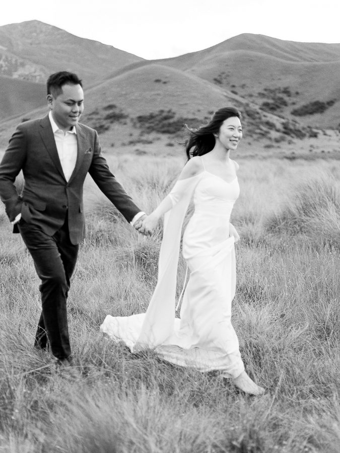 new zealand wedding portraits