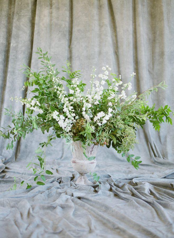 Deux Belettes Romantic Wedding Flowers